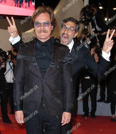 Michael Shannon and Ramin Bahrani
