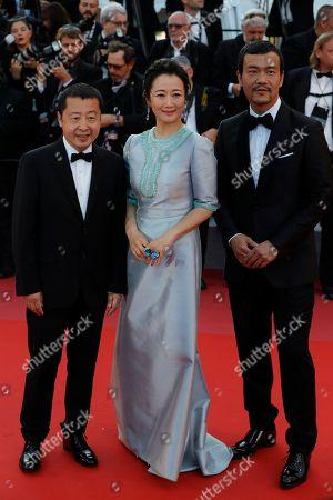 Fan Liao, Tao Zhao and Zhangke Jia