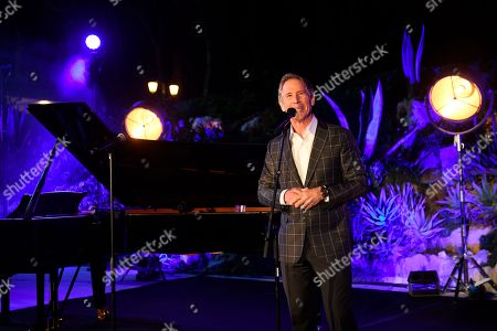 Stock Photo of Jon Feltheimer, Chief Executive Officer of Lionsgate, at the Lionsgate Cannes Party at the Hotel du Cap-Eden-Roc, in Cannes, France
