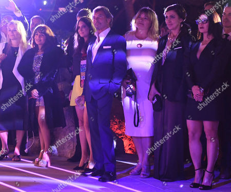 Patrick Wachsberger, Co-Chairman of Lionsgate Motion Picture Group, at the Lionsgate Cannes Party at the Hotel du Cap-Eden-Roc, in Cannes, France