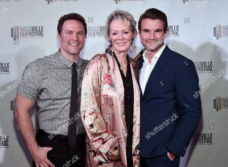 Scott Porter, Jean Smart and Alex Russell