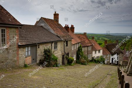 45 Years on from the Ridley Scott Hovis Advert Gold Hill Shaftesbury still looks as Idyllic as ever