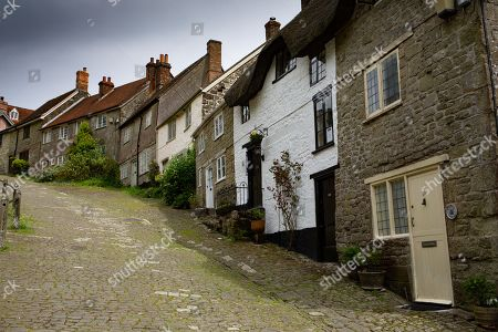 45 Years on from the Ridley Scott Hovis Advert Gold Hill Shaftesbury still looks as Idyllic as ever.