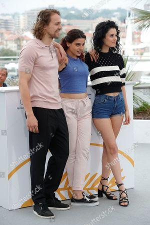 Metin Akdulger, Manal Issa and Mariah Tannoury