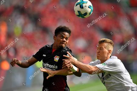 Editorial photo of Soccer Bundesliga, Leverkusen, Germany - 12 May 2018