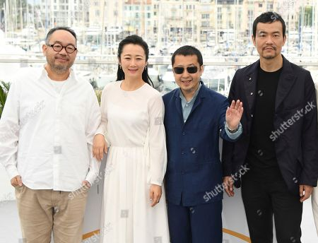 Editorial photo of 2018 Ash Is The Purest White Photo Call, Cannes, France - 12 May 2018