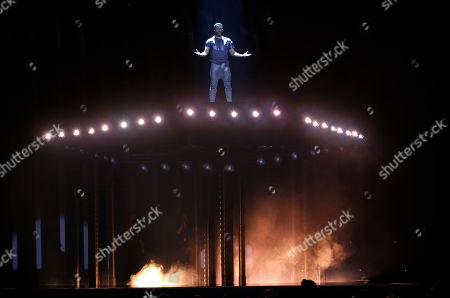 Editorial photo of Eurovision Song Contest, Lisbon, Portugal - 12 May 2018