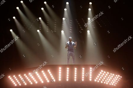 Editorial picture of Eurovision Song Contest, Lisbon, Portugal - 12 May 2018
