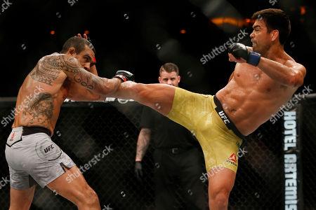 Editorial image of UFC Mixed Martial Arts, Rio de Janeiro, Brazil - 12 May 2018