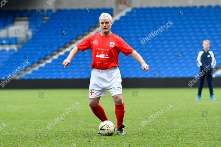 Editorial picture of England v Italy, Walking Football International, American Express Community Stadium, Brighton and Hove, UK - 13 May 2018