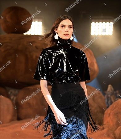 Editorial picture of Camilla and Marc - Runway - Australian Mercedes-Benz Fashion Week 2018, Sydney, Australia - 13 May 2018