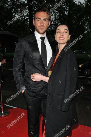 Tom Austen and Poppy Corby-Tuech