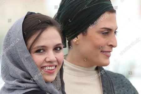 Marzieh Rezaei and Behnaz Jafari