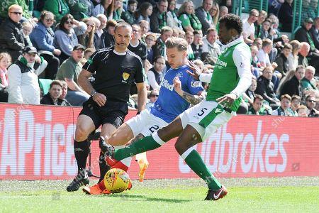 Editorial picture of Hibernian v Rangers, Ladbrokes Scottish Premiership - 13 May 2018
