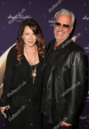 Stock Picture of Joely Fisher, Christopher Duddy