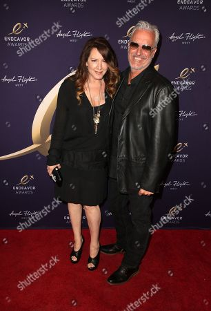 Editorial photo of 5th Annual Endeavor Awards, Arrivals, Los Angeles, USA - 12 May 2018