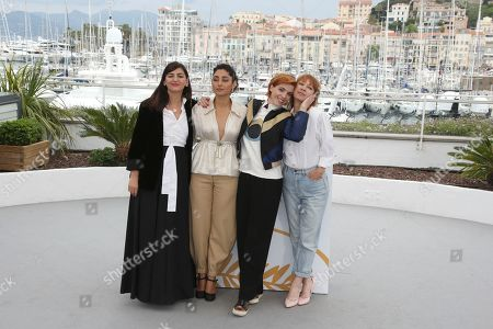 Editorial picture of 2018 Girls of The Sun Photo Call, Cannes, France - 13 May 2018