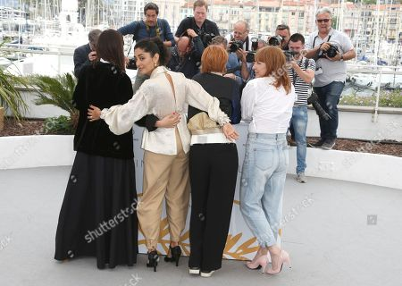 Editorial photo of 2018 Girls of The Sun Photo Call, Cannes, France - 13 May 2018