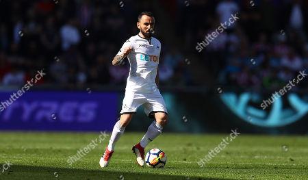 Leon Britton of Swansea City