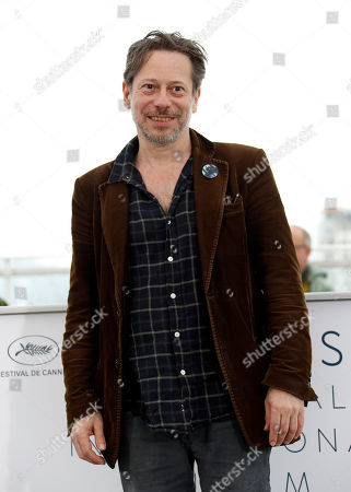 French actor Mathieu Almaric poses during the photocall for 'Sink Or Swim (Le Grand Bain)' at the 71st annual Cannes Film Festival, in Cannes, France, 13 May 2018. The movie is presented out of competition at the festival which runs from 08 to 19 May.