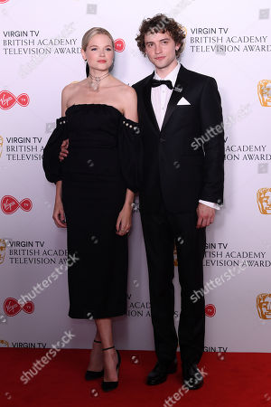 Gabriella Wilde and Josh Whitehouse