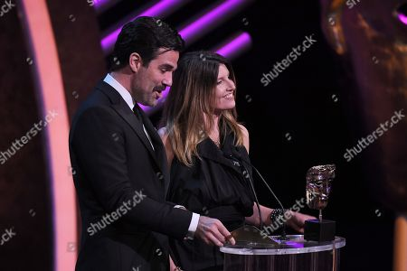 Comedy Entertainment Programme Award presented by Rob Delaney and Sharon Horgan