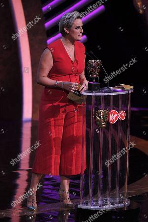 Current Affairs Award presented by Stephanie McGovern