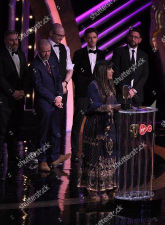 Aysha Rafaela, Scott Bassett, Paul Andrew Williams, Nick Leather, Single Drama Award, 'Murdered for Being Different