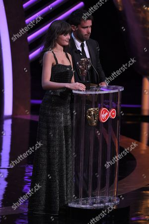 Single Drama Award presented by Christian Cooke, Ella Purnell