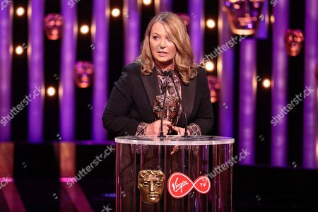 Kirsty Young, Live Event Award, 'World War One Remembered: Passchendaele'