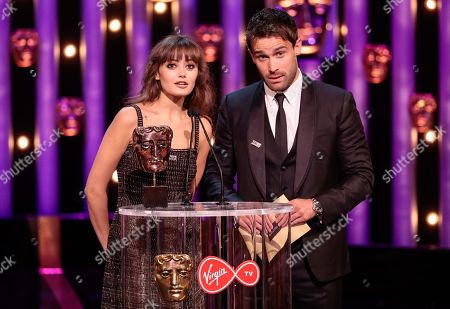 Single Drama Award presented by Ella Purnell and Christian Cooke