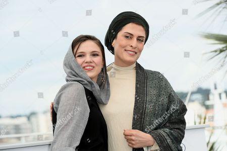 Behnaz Jafari, Marzieh Rezaei