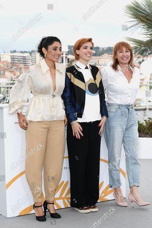 Eva Husson, Golshifteh Farahani, Emmanuelle Bercot