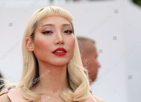 Editorial image of 2018 Sink or Swim Red Carpet, Cannes, France - 13 May 2018