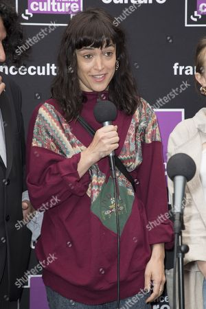 """Vimala Pons (Actress) for the film 'Les Garcons sauvages'"""""""