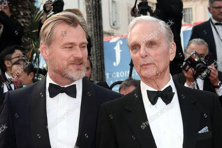 Keir Dullea, Christopher Nolan