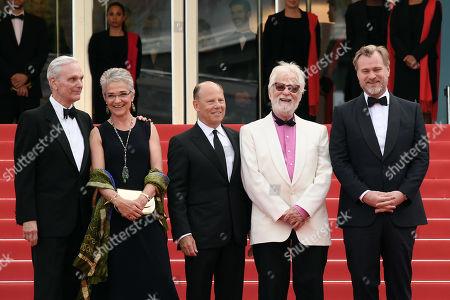 Keir Dullea, Christopher Nolan, Katharina Kubrick