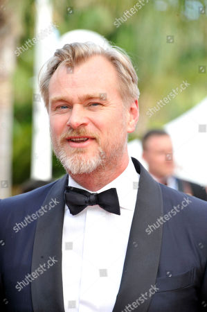 Stock Image of Christopher Nolan