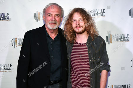 Director James Keach and Son Singer Songwriter Johnny Keach