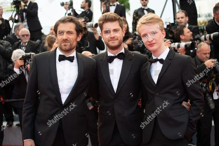 Editorial photo of 'Sink or Swim' premiere, 71st Cannes Film Festival, France - 13 May 2018