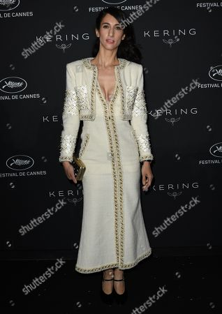 Deniz Gamze Erguven attends the Kering Women in Motion Awards Dinner Party during the 71st annual Cannes Film Festival in Cannes, France, 13 May 2018. The festival runs from 08 to 19 May.