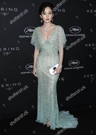Coulee Nazha attends the Kering Women in Motion Awards Dinner Party during the 71st annual Cannes Film Festival in Cannes, France, 13 May 2018. The festival runs from 08 to 19 May.