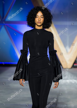 Editorial picture of 2018 Fashion For Relief - Show, Cannes, France - 13 May 2018