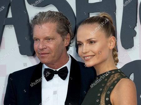 Natasha Poly and Peter Bakker