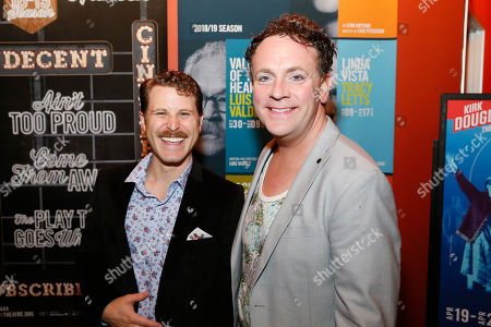 Editorial photo of 'Die, Mommie, Die!' opening night, Center Theatre Group's Kirk Douglas Theatre, Los Angeles, USA - 12 May 2018