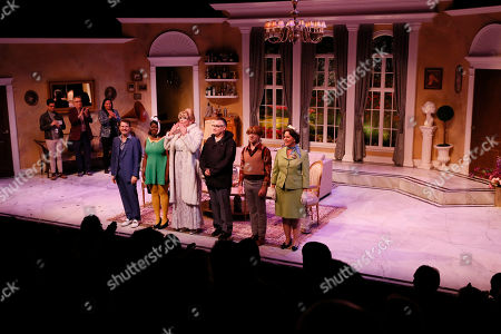 Editorial image of 'Die, Mommie, Die!' opening night, Center Theatre Group's Kirk Douglas Theatre, Los Angeles, USA - 12 May 2018