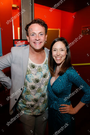 Drew Droege and Lindsay Allbaugh