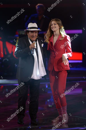 Editorial image of 'The Voice of Italy' TV show, Milan, Italy - 10 May 2018