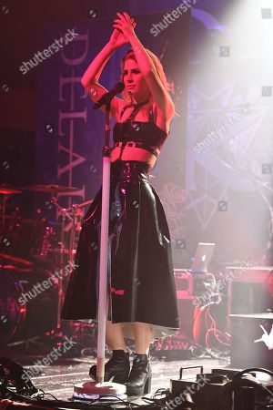 Editorial image of Delain in concert at Revolution, Fort Lauderdale, USA - 13 May 2018