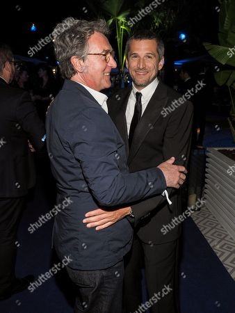 Francois Cluzet and Guillaume Canet